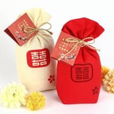 d6a0ae447408 婚禮小物喜米]300g袋來幸福手工喜米包- 喜米,喜米禮盒-宜立禾米舖-幸福抱 ...